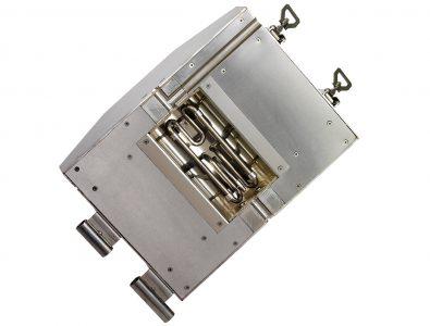 Cast-in oven reactor 3