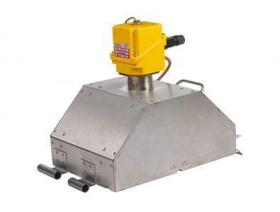 cast-in oven reactor 2