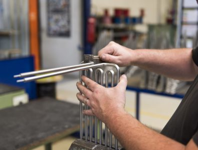 Forming of heating elements